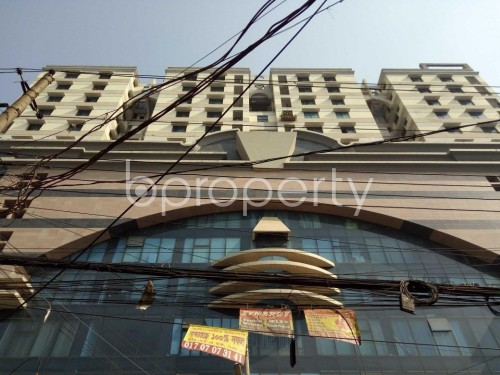 Front view - Shop to Rent in Tejgaon, Dhaka - 1859487