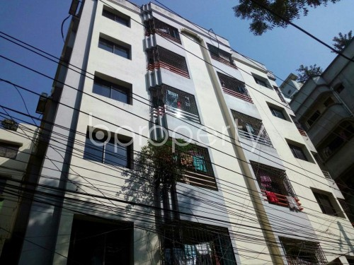 Front view - 3 Bed Apartment for Sale in Mirpur, Dhaka - 1859503