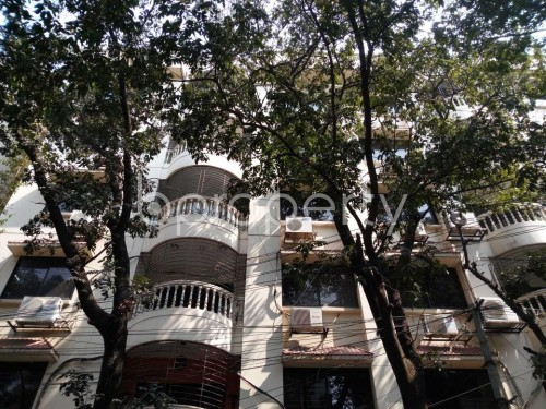 Front view - 3 Bed Apartment to Rent in Gulshan, Dhaka - 1859518