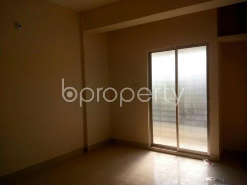 Bedroom - 2 Bed Apartment to Rent in Dakshin Khan, Dhaka - 1859519