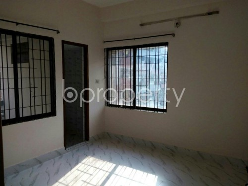 Bedroom - 2 Bed Apartment to Rent in Mohammadpur, Dhaka - 1859535