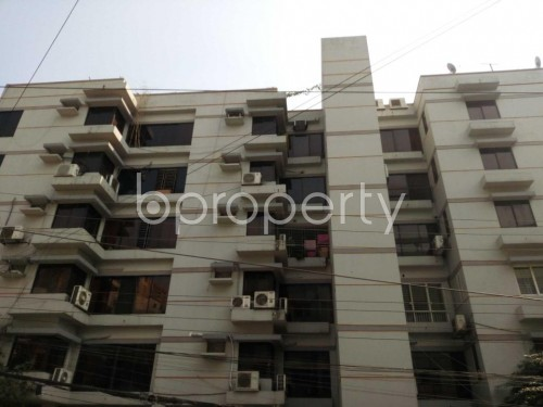 Front view - 3 Bed Apartment to Rent in Gulshan, Dhaka - 1859526
