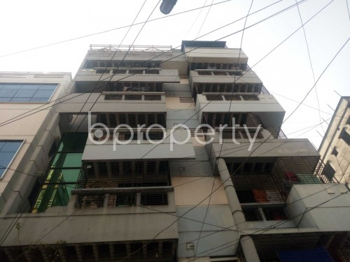 Outside view - 1 Bed Apartment to Rent in Nikunja, Dhaka - 1859539