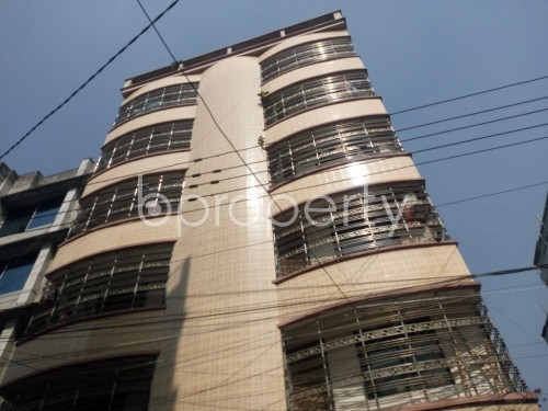 Outside view - 1 Bed Apartment to Rent in Nikunja, Dhaka - 1859548