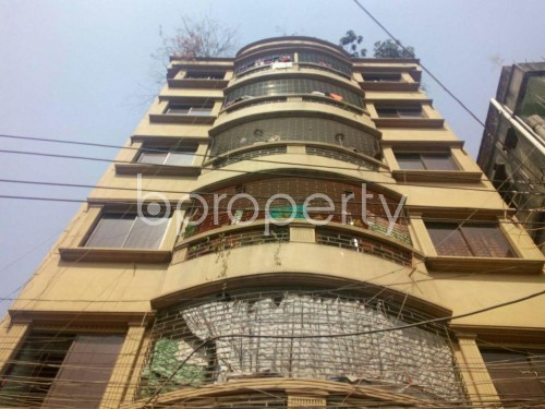Front view - 2 Bed Apartment to Rent in Tejgaon, Dhaka - 1859561