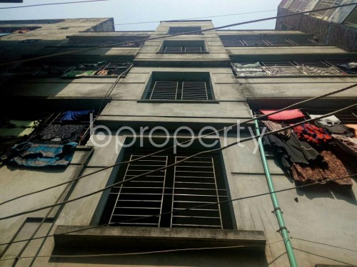Front view - 2 Bed Apartment to Rent in Tejgaon, Dhaka - 1859562