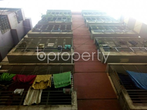 Front view - 2 Bed Apartment to Rent in Tejgaon, Dhaka - 1859564