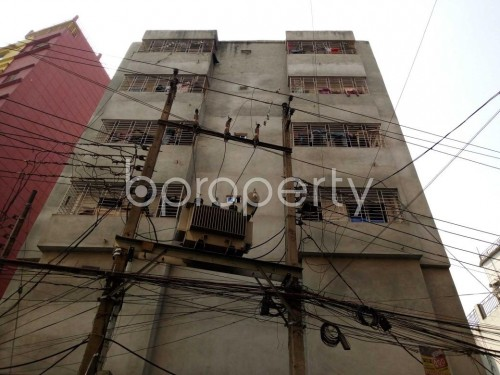 Front view - Office to Rent in Lalbagh, Dhaka - 1859579
