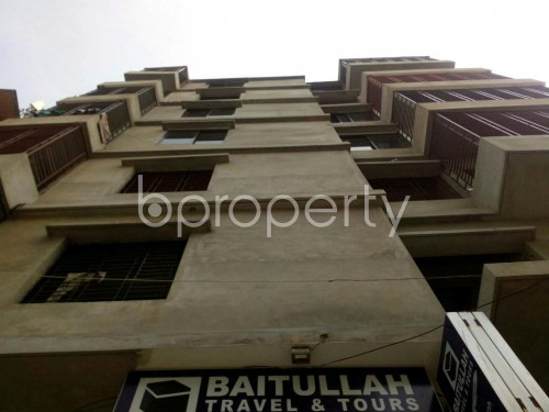 Front view - 3 Bed Apartment for Sale in Kazitula, Sylhet - 1859578