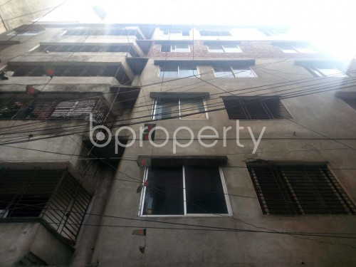 Front view - 2 Bed Apartment to Rent in Kathalbagan, Dhaka - 1859581