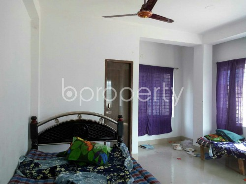 Bedroom - 3 Bed Apartment to Rent in Dhanmondi, Dhaka - 1859580