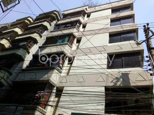 Outside view - 2 Bed Apartment to Rent in Dhanmondi, Dhaka - 1859587
