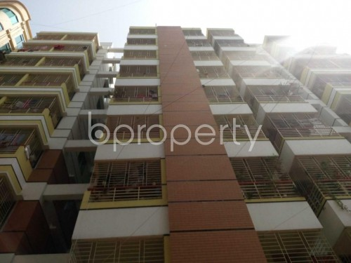 Front view - 3 Bed Apartment to Rent in Eskaton, Dhaka - 1859585
