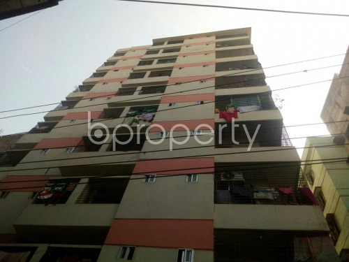 Front view - 4 Bed Apartment to Rent in Malibagh, Dhaka - 1859591