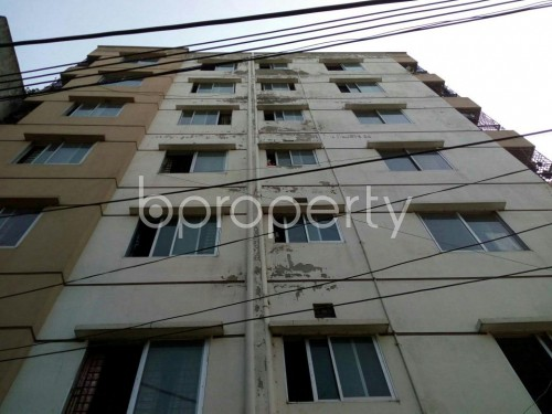 Front view - 3 Bed Apartment to Rent in Hazaribag, Dhaka - 1859593