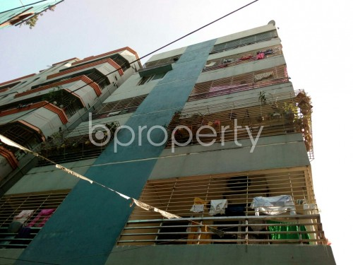 Outside view - 1 Bed Apartment to Rent in Dhanmondi, Dhaka - 1859599