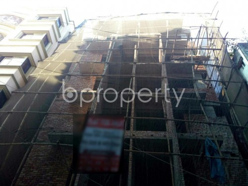Front view - 2 Bed Apartment for Sale in Badda, Dhaka - 1859600
