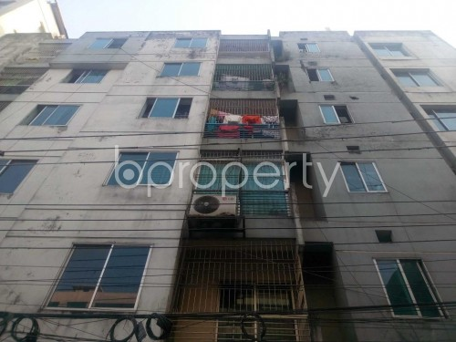 Front view - 3 Bed Apartment to Rent in Kathalbagan, Dhaka - 1859604