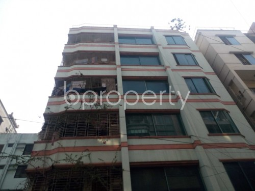 Outside view - 2 Bed Apartment to Rent in Nikunja, Dhaka - 1859620