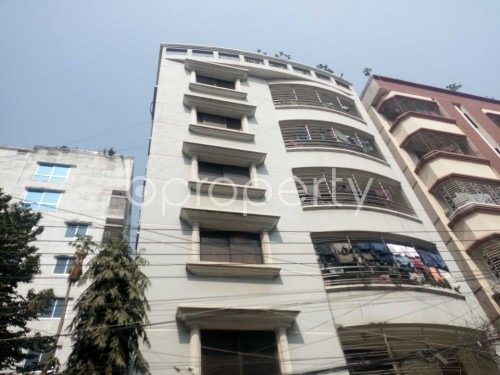 Outside view - 2 Bed Apartment to Rent in Nikunja, Dhaka - 1859621
