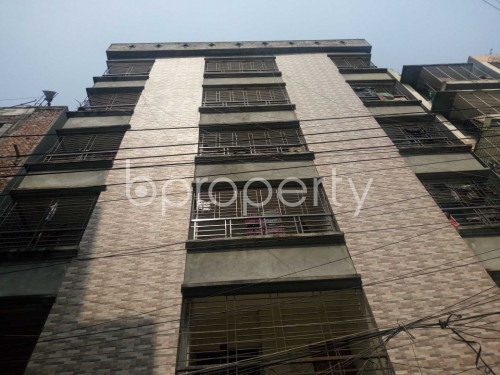 Outside view - 3 Bed Apartment to Rent in Nikunja, Dhaka - 1859625