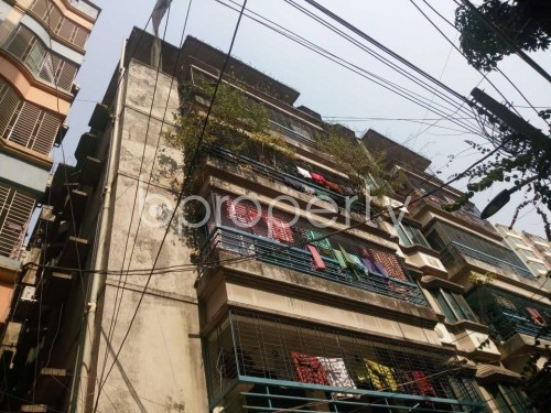 Front view - 3 Bed Apartment to Rent in Eskaton, Dhaka - 1859634