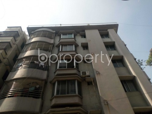 Outside view - 2 Bed Apartment to Rent in Nikunja, Dhaka - 1859645