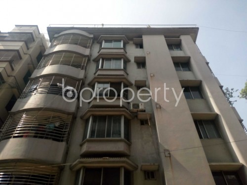 Outside view - 2 Bed Apartment to Rent in Nikunja, Dhaka - 1859646