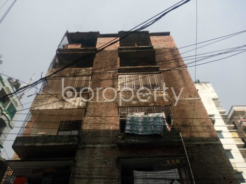 Outside view - 3 Bed Apartment to Rent in Nikunja, Dhaka - 1859648