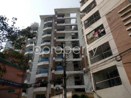 Front view - 3 Bed Apartment to Rent in Eskaton, Dhaka - 1859660