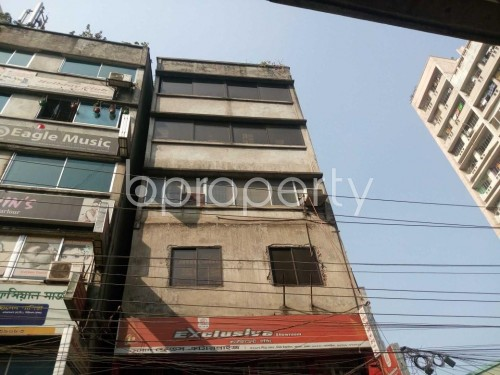 Front view - Office to Rent in Eskaton, Dhaka - 1859661