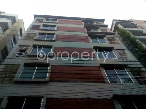 Outside view - 3 Bed Apartment for Sale in Mirpur, Dhaka - 1859676