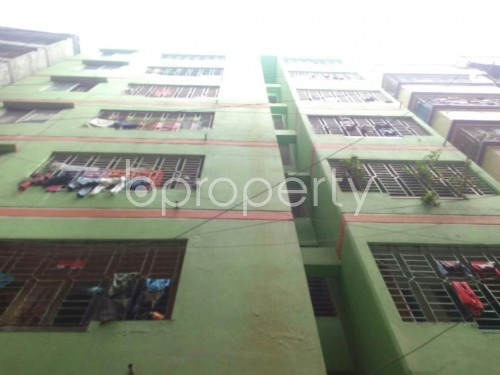 Front view - 2 Bed Apartment to Rent in Shiddhirganj, Narayanganj City - 1859711