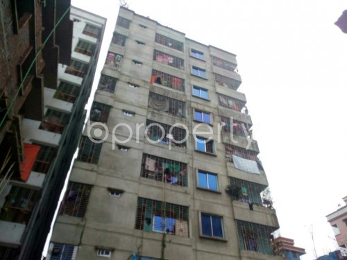Front view - 3 Bed Apartment to Rent in Shiddhirganj, Narayanganj City - 1859712