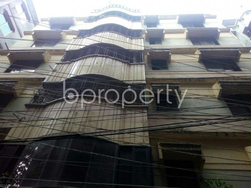 Front view - 2 Bed Apartment to Rent in Badda, Dhaka - 1859726