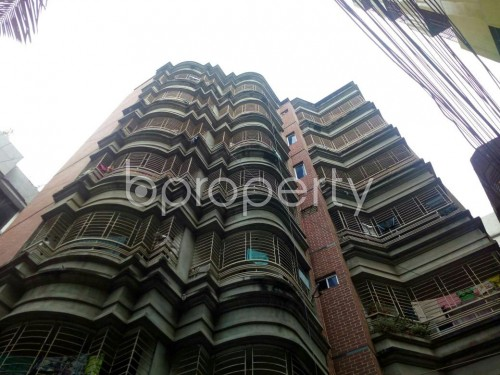 Front view - 2 Bed Apartment to Rent in Badda, Dhaka - 1859730