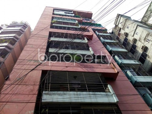 Front view - 3 Bed Apartment to Rent in Dhanmondi, Dhaka - 1859744