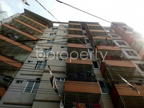 Front view - 2 Bed Apartment to Rent in Badda, Dhaka - 1859745