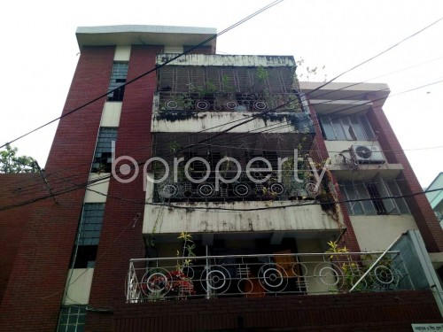 Front view - 3 Bed Apartment to Rent in Adabor, Dhaka - 1859746