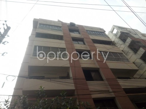 Outside view - 3 Bed Apartment to Rent in Baridhara, Dhaka - 1859751