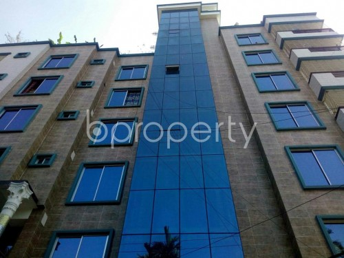 Front view - 3 Bed Apartment to Rent in Shahjalal Upashahar, Sylhet - 1859669