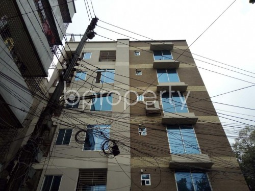 Front view - 3 Bed Apartment for Sale in Tejgaon, Dhaka - 1859761