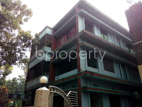 Outside view - 3 Bed Apartment to Rent in Shenpara, Sylhet - 1859773