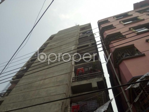 Front view - 3 Bed Apartment to Rent in Badda, Dhaka - 1859783
