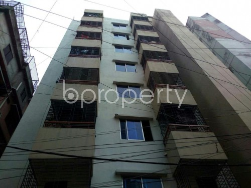 Front view - 3 Bed Apartment to Rent in Adabor, Dhaka - 1859801