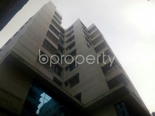 Outside view - Shop for Sale in Malibagh, Dhaka - 1859795