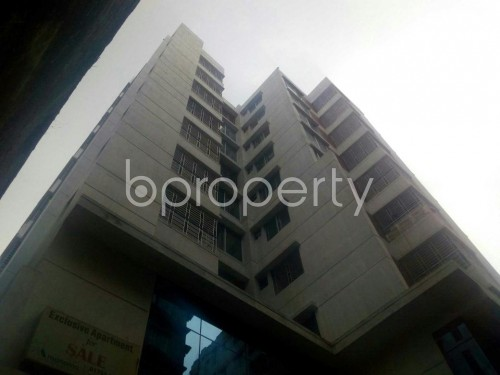 Outside view - Shop for Sale in Malibagh, Dhaka - 1859797