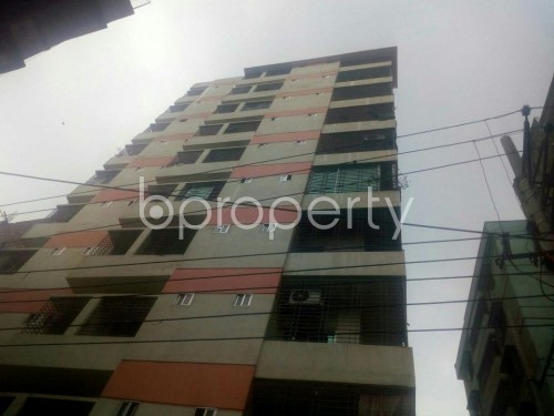Front view - 3 Bed Apartment to Rent in Malibagh, Dhaka - 1859799