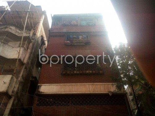 Front view - Shop to Rent in Malibagh, Dhaka - 1859806
