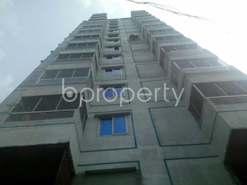 Front view - 4 Bed Apartment to Rent in Malibagh, Dhaka - 1859809